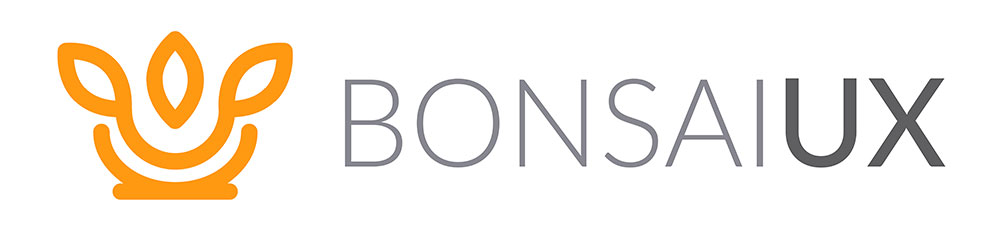 Logo Bonsai UX